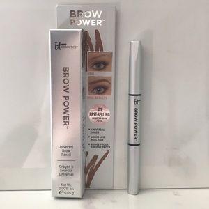 🎉 3/$15 It Cosmetics Brow Powder in Taupe ✨NITB✨